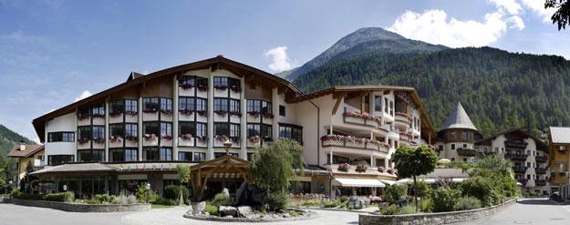Central Spa Hotel Sölden – ráj pro labužníky
