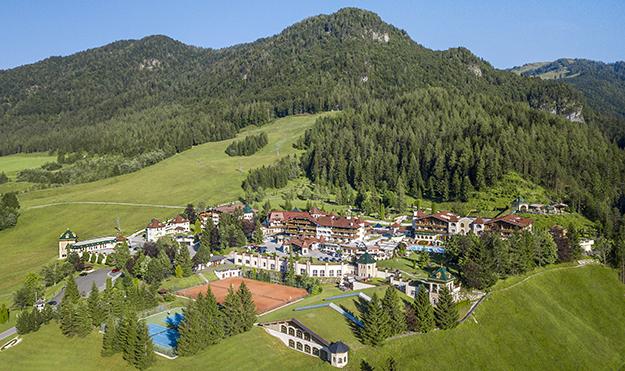 Do resortu Lärchenhof po celý rok – zde se dá dělat snad vše