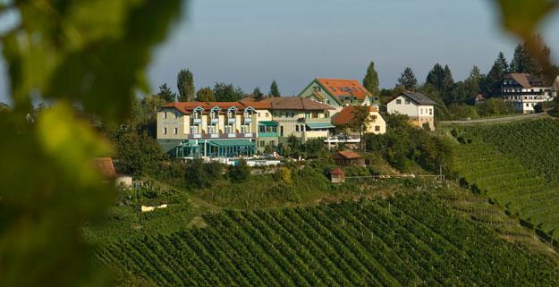 Wellness & víno na štýrských vinicích