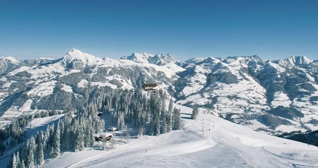 Šíleně velké – Kitzbühelské Alpy a SkiWelt