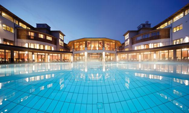 Jarní detox v hotelu Larimar v Jižním Burgenlandu