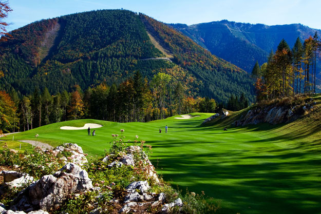 Nejlepší rakouské hřiště let 2007, 2008 a 2010 a druhé nejlepší v Evropě 2012