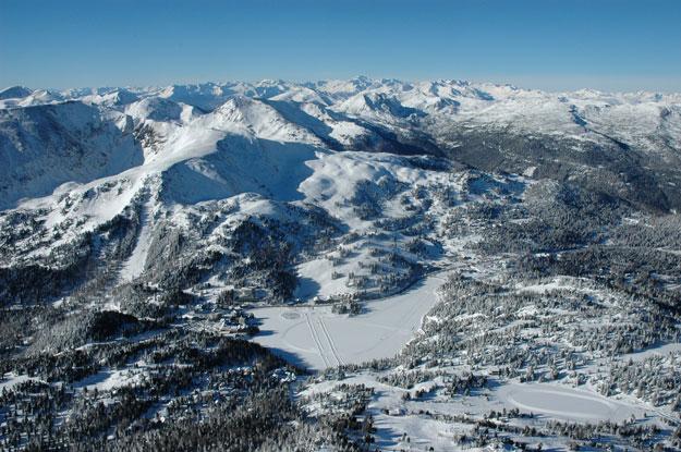 Turracher Höhe: malý lyžařský obývák