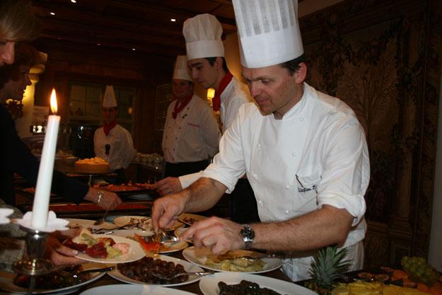 Lekce špičkového kuchaře: O jídle se musí přemýšlet