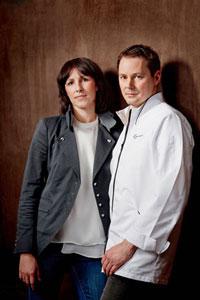 Sandra Kobald a Simon Taxacher