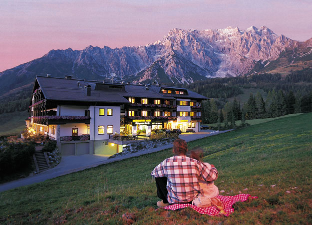 Best Wellness Hotels Austria – nejlepší adresa pro skvělé oázy dobré pohody
