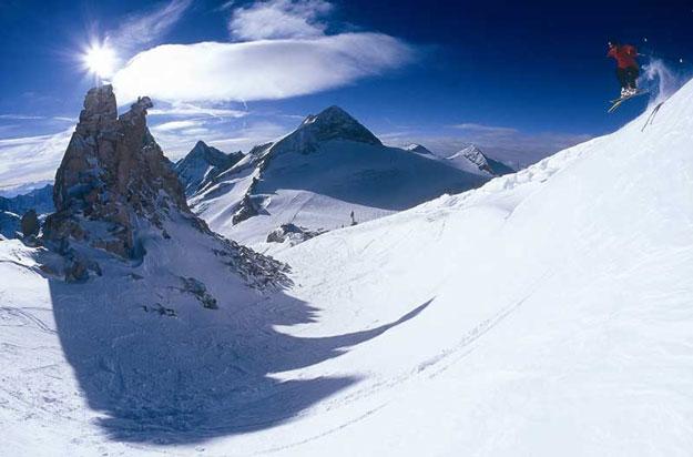 487 kilometrů sjezdovek – to je zimní Zillertal