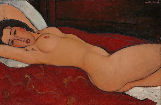 Světová premiéra v rakouské Albertině: Modigliani – Picasso. Revoluce primitivismu