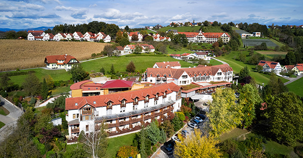 Ájurvéda made in Austria: Mandira Styria Resort